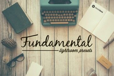 fundamental lightroom presets that are free