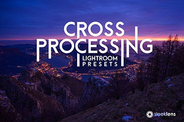 Cross processing lightroom presets