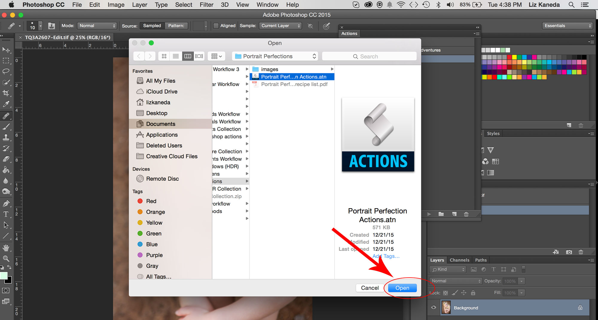 How to Install Photoshop Actions on Mac & PC: Step by Step VIDEO Guide