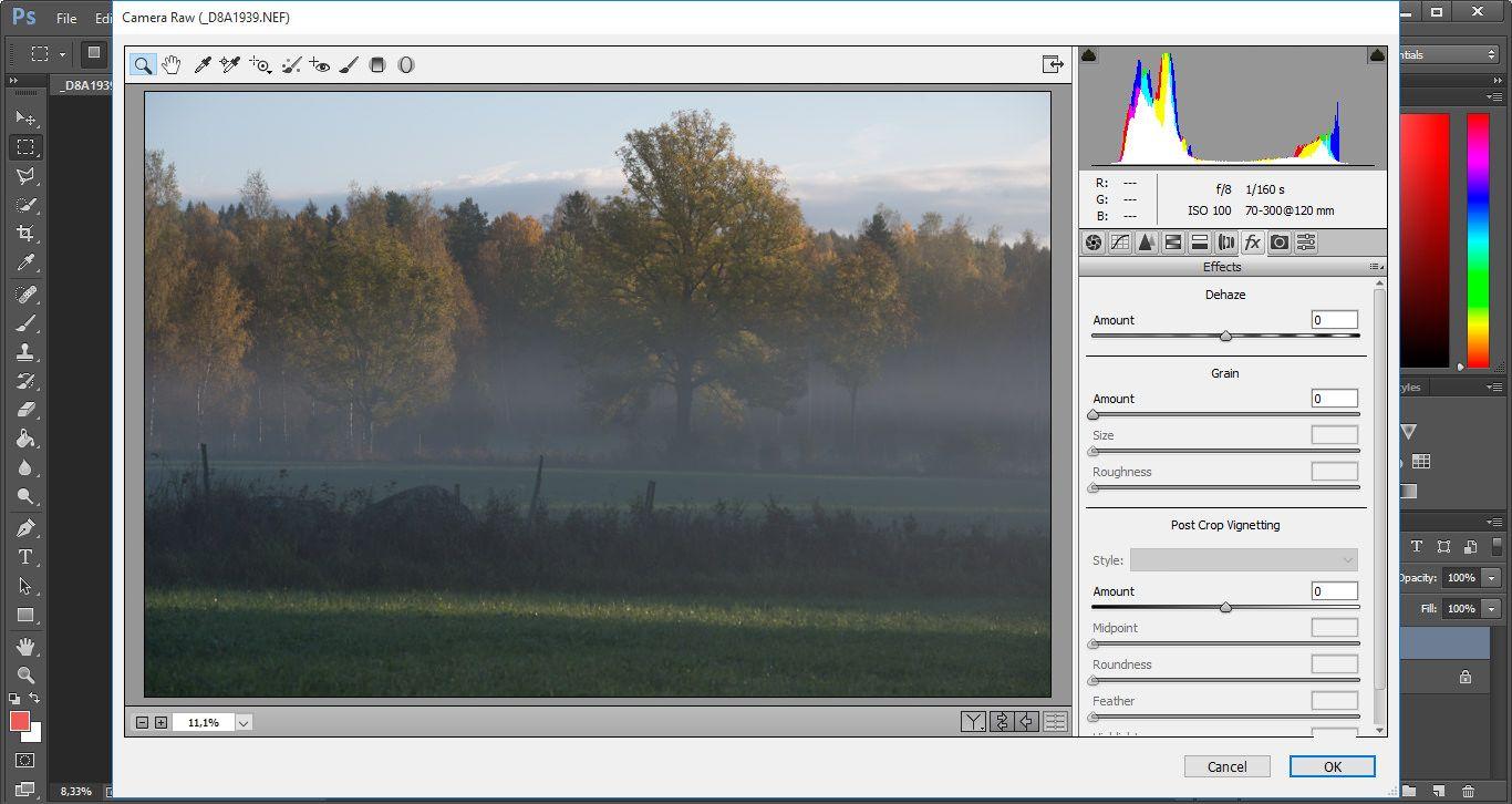 Dehaze Photoshop Adjustment: How to Dehaze in Photoshop CC