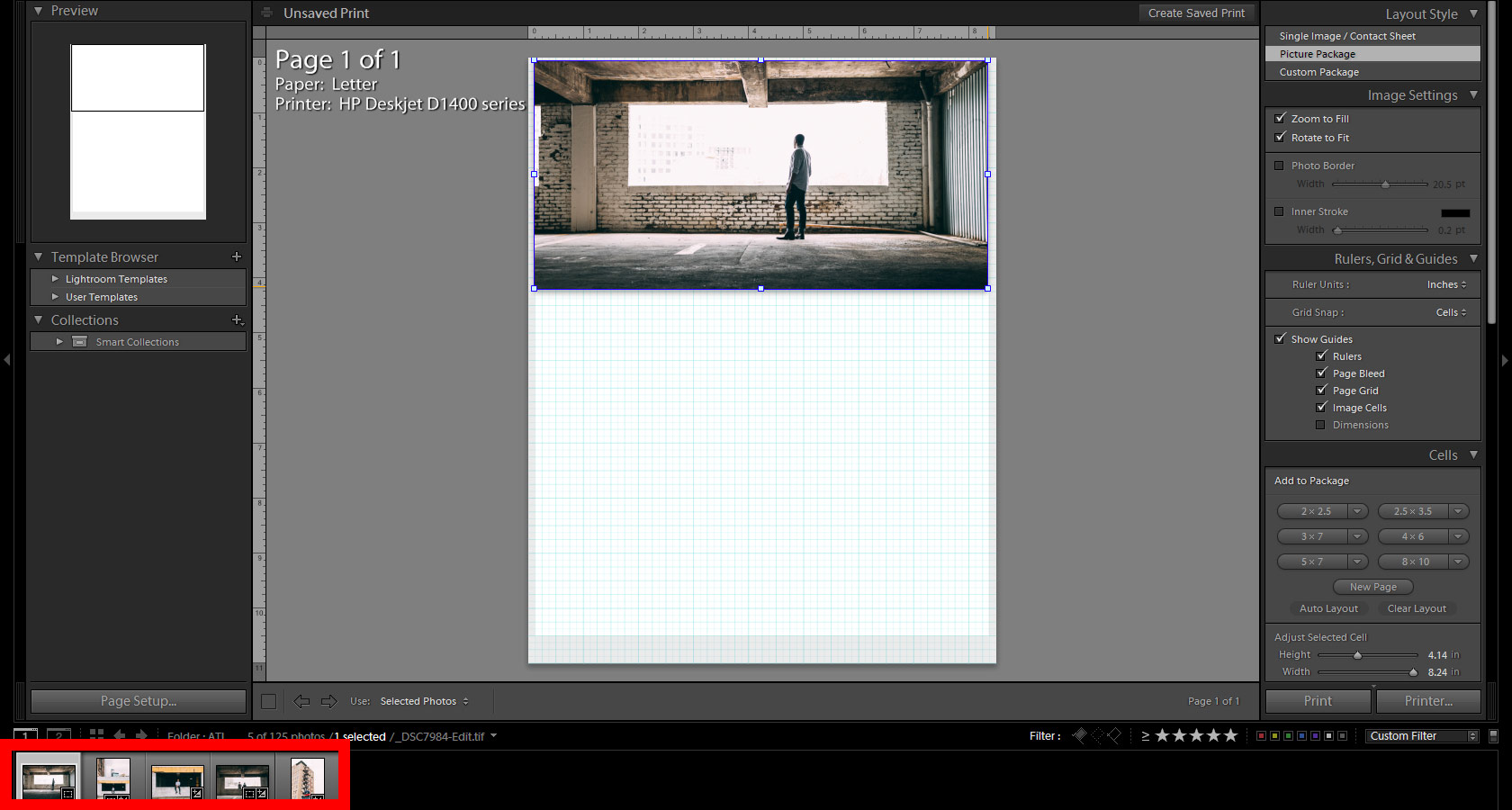 arnel hasanovic collage lightroom tutotial header
