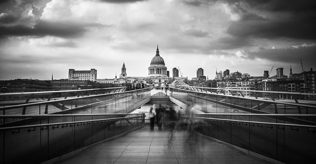 b&w_london