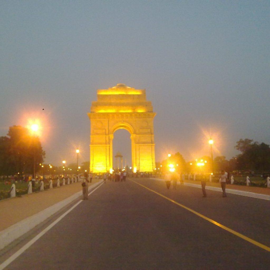India Gate - Nokia N97