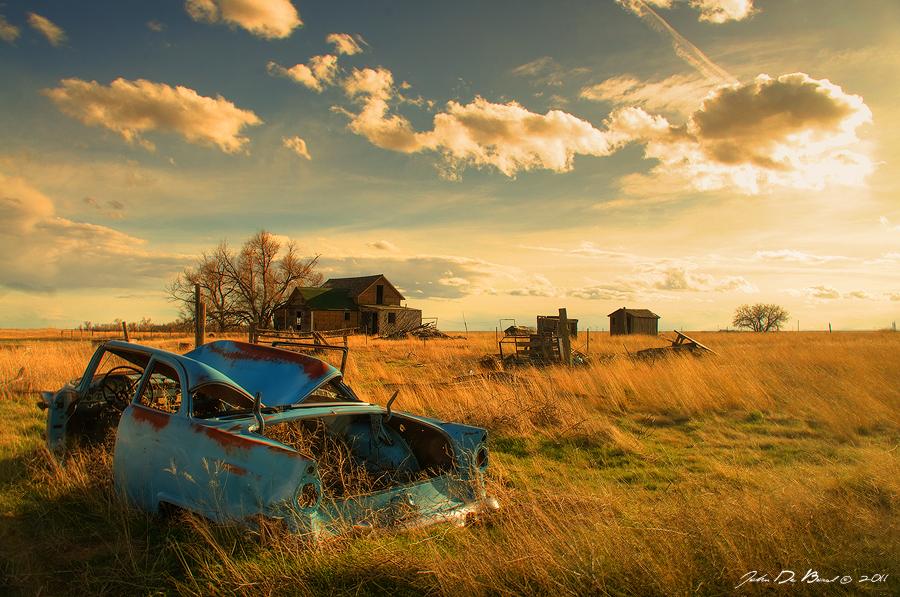 Landscape Photography by John De Bord