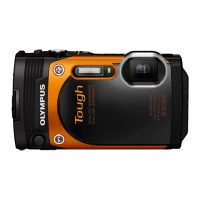 Olympus TG-860 Stylus Tough Camera