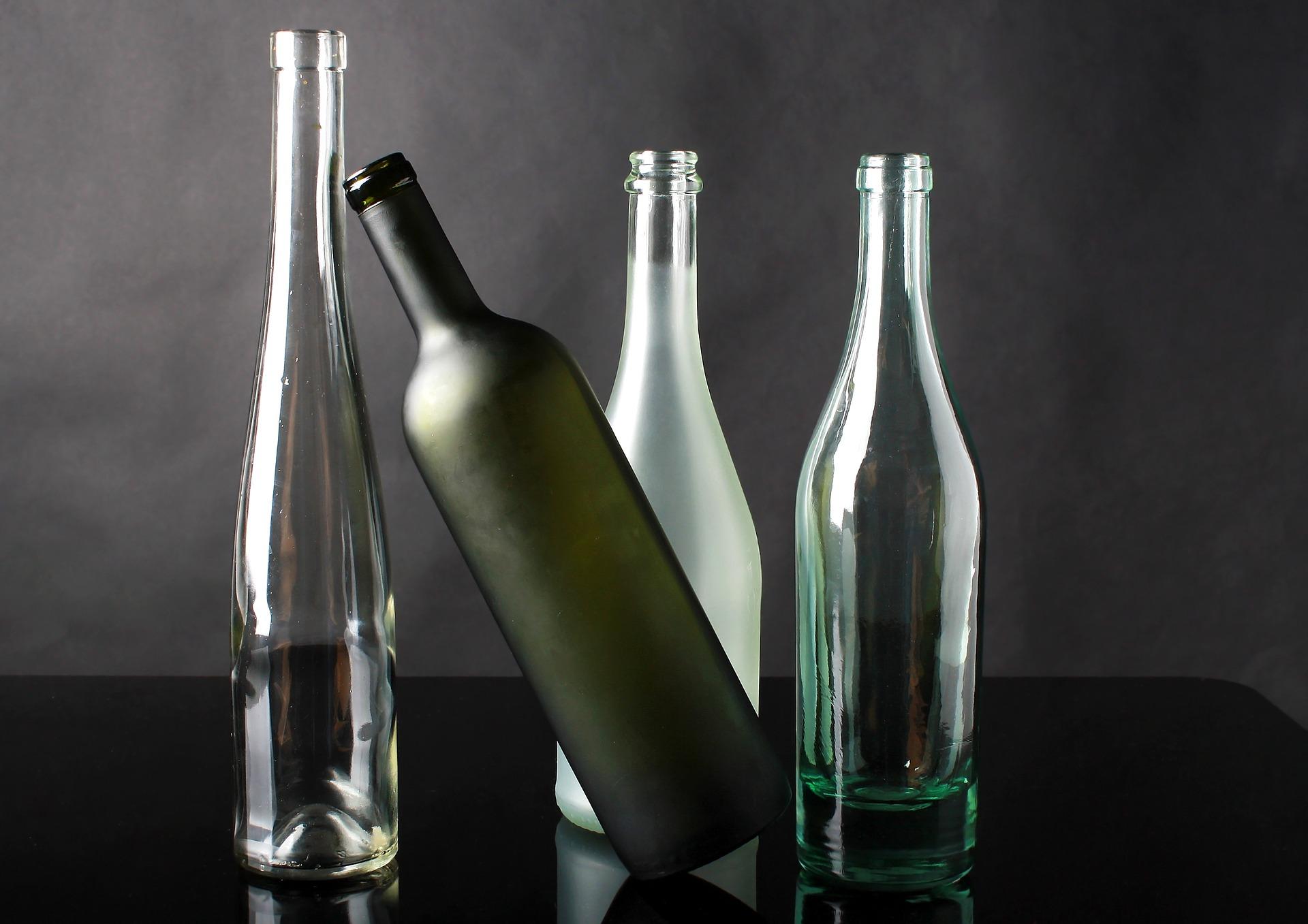 Como Se Decorar Una Botella Con Papel Aluminio