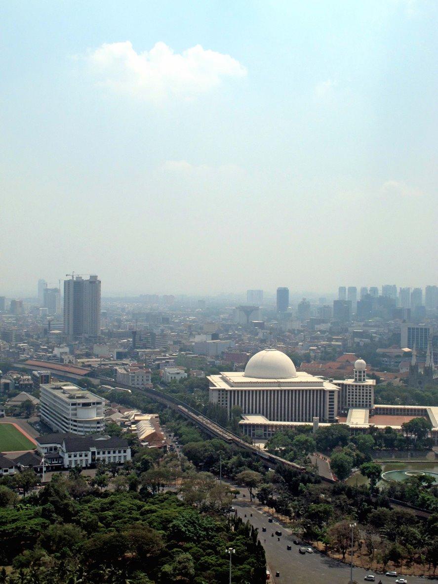 Monas View (Canon)