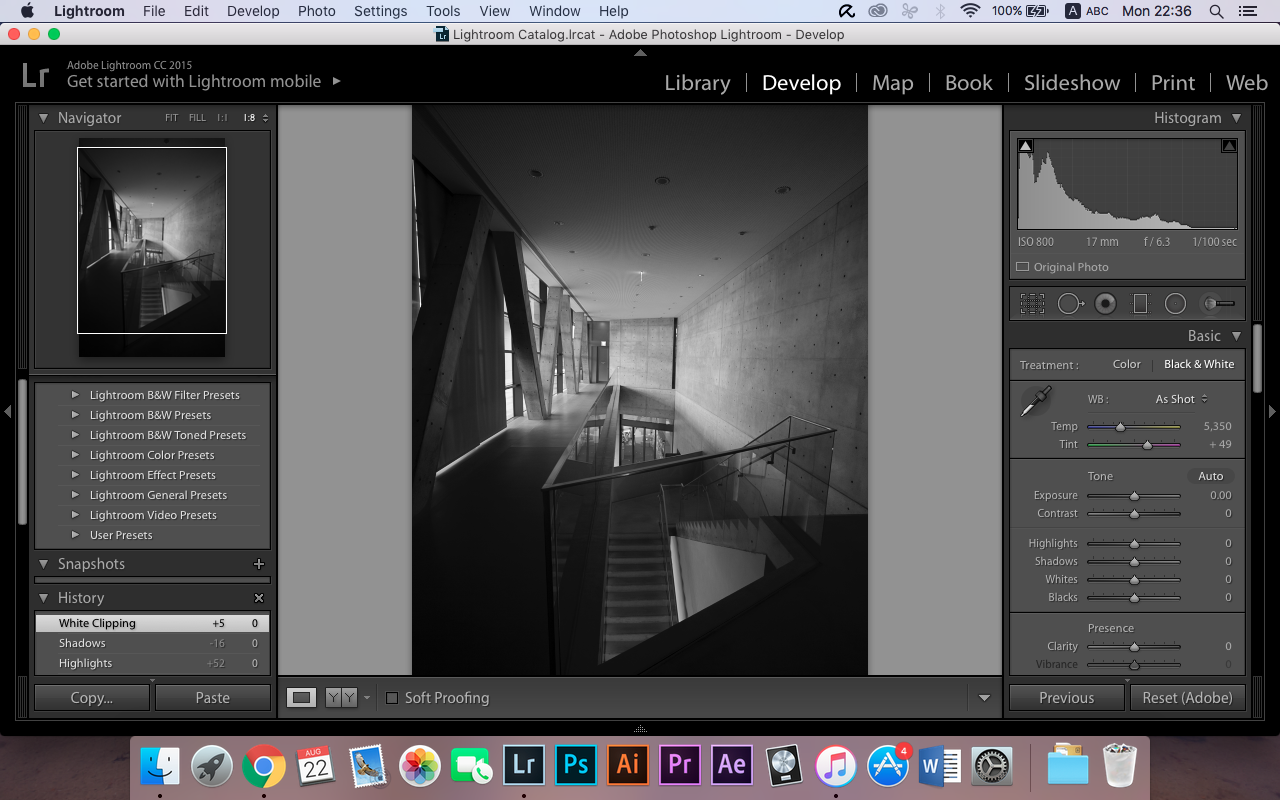 Mastering Architectural Photography Iv Post Editing