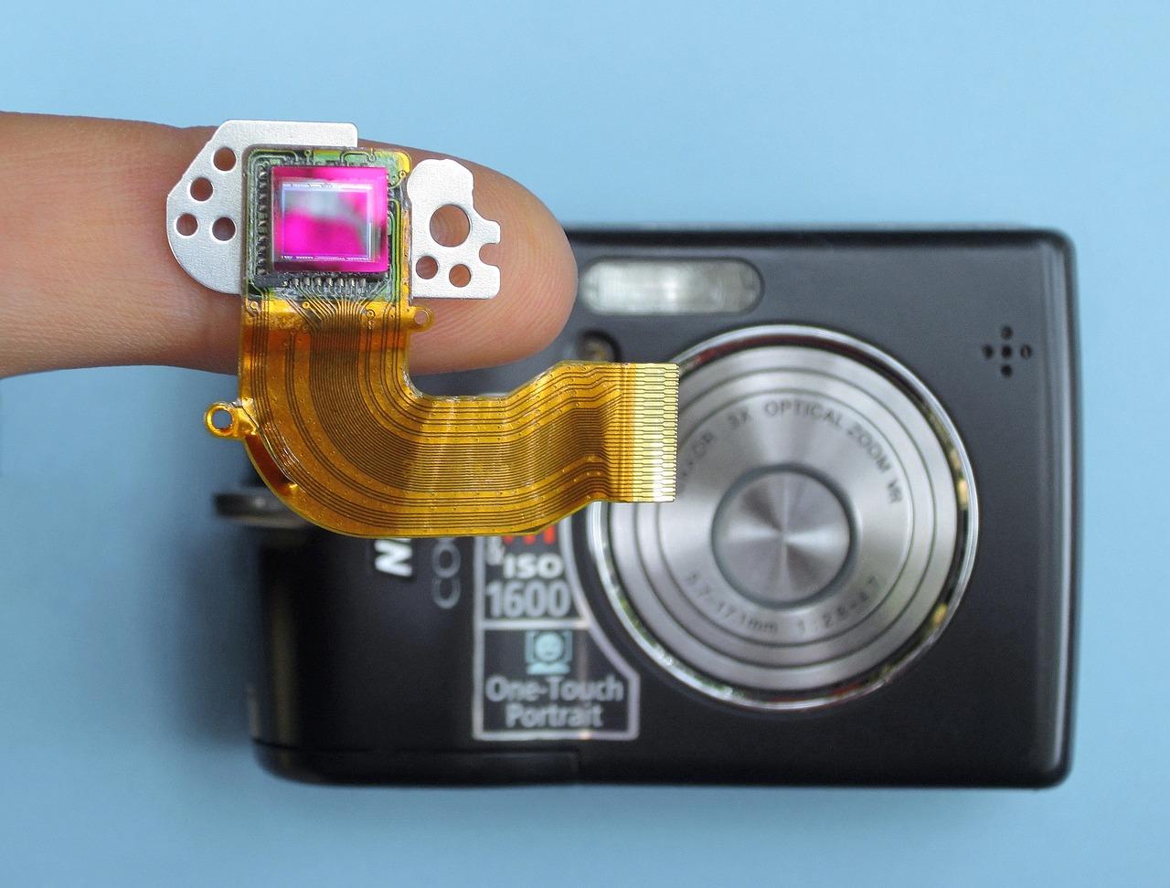 NEWYI CMOS / CCD Sensor Cleaner Cleaning Kit for DSLR SLR ...   Ccd Sensor Camera