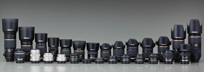 Pentax K-1 Lens