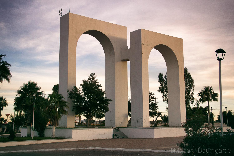 San Felipe Arches