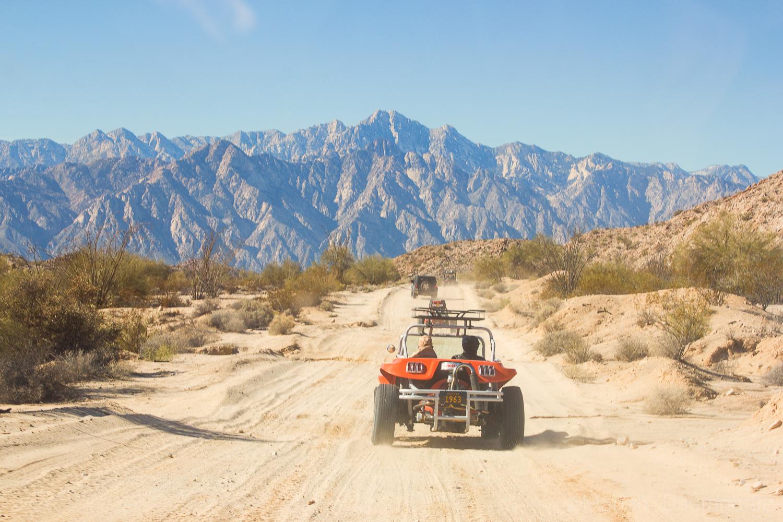 San Feipe Desert