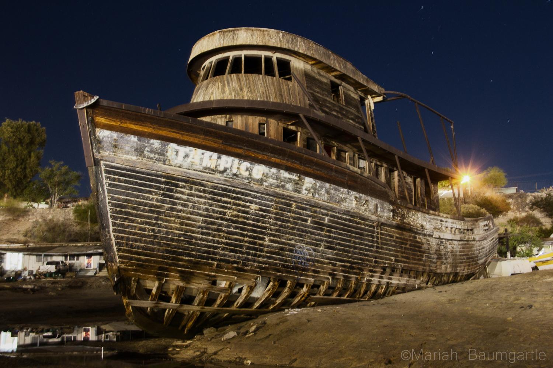 San Felipe Tampico Ship