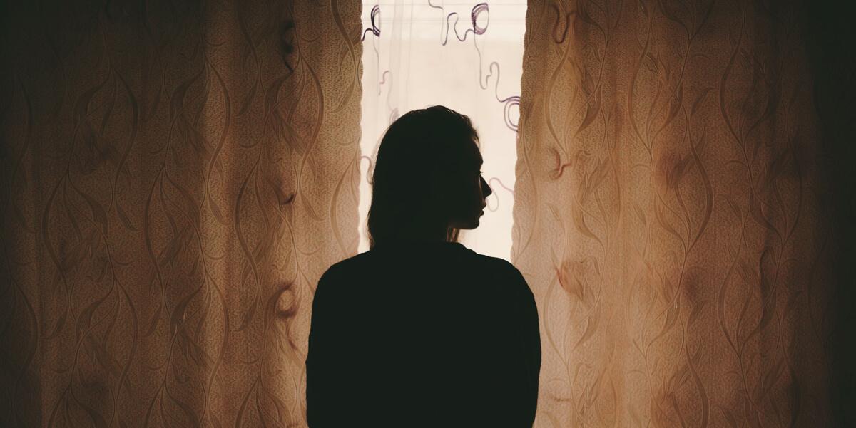 curtain backlight
