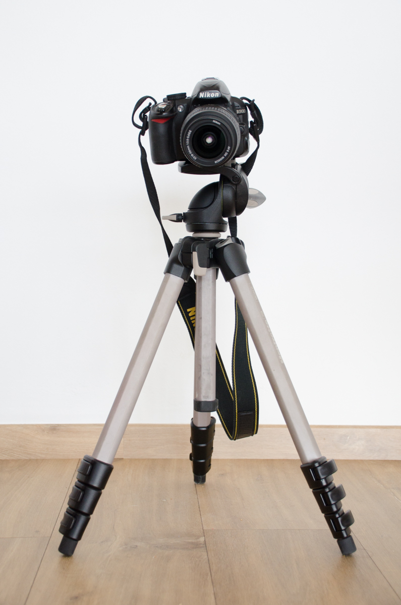 Tripod, great tool for low light situations