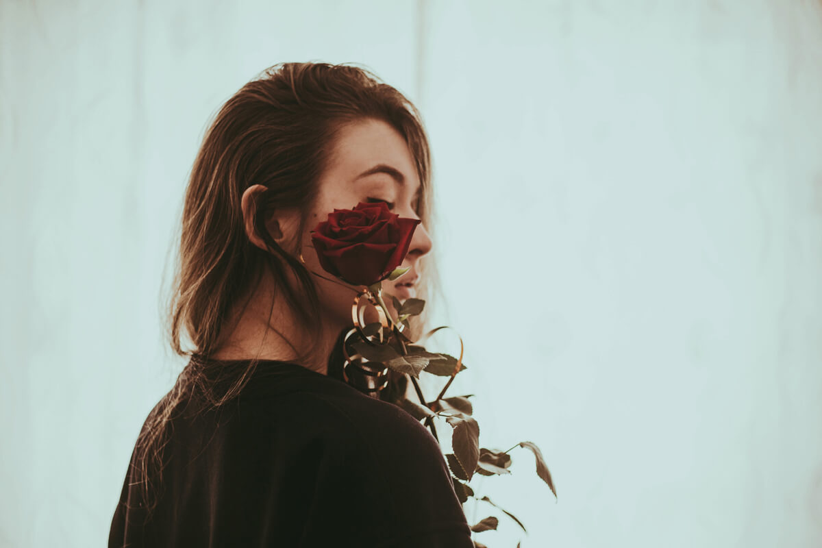 rose backlight