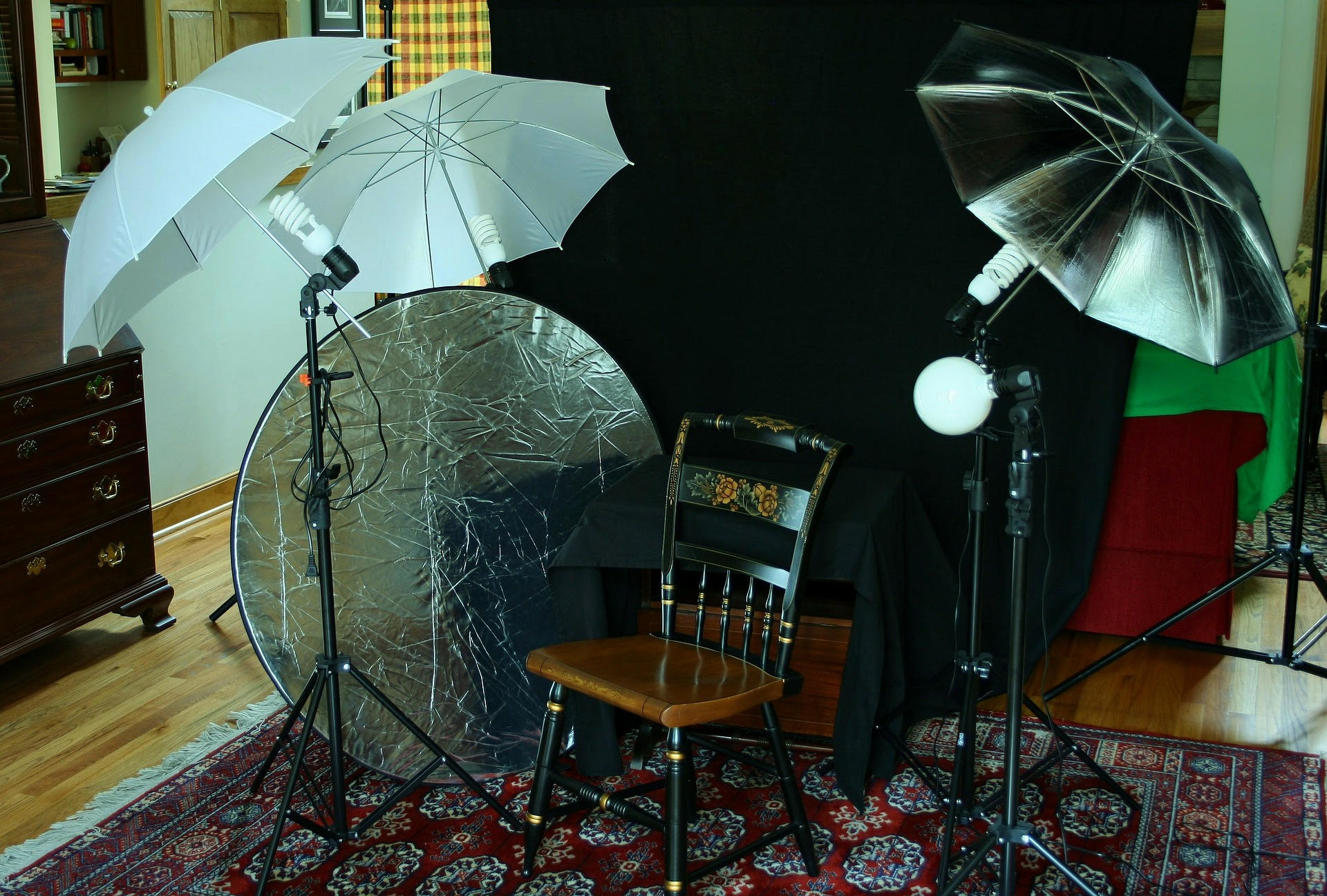 How to create your own home studio