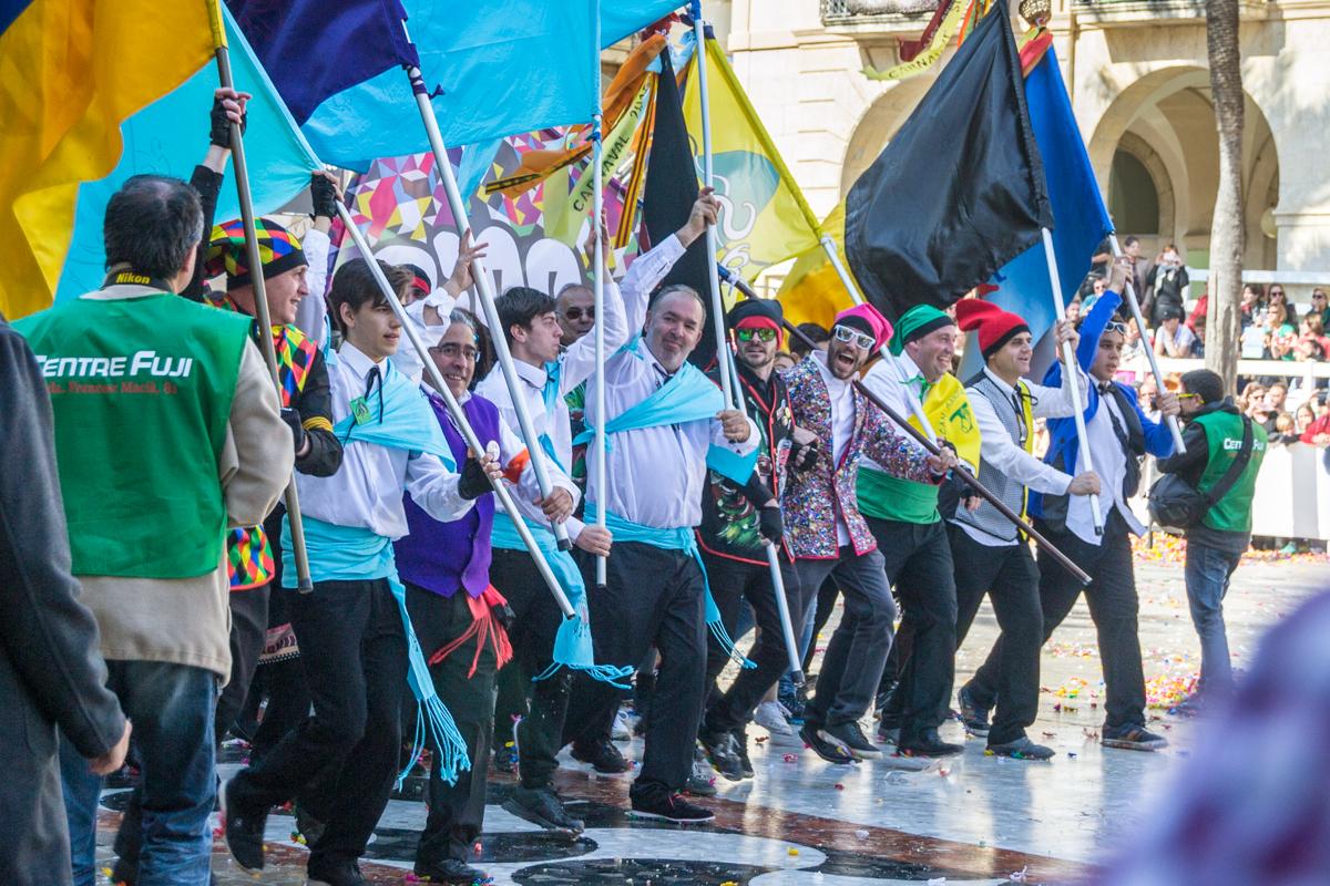 Traditional events Vilanova