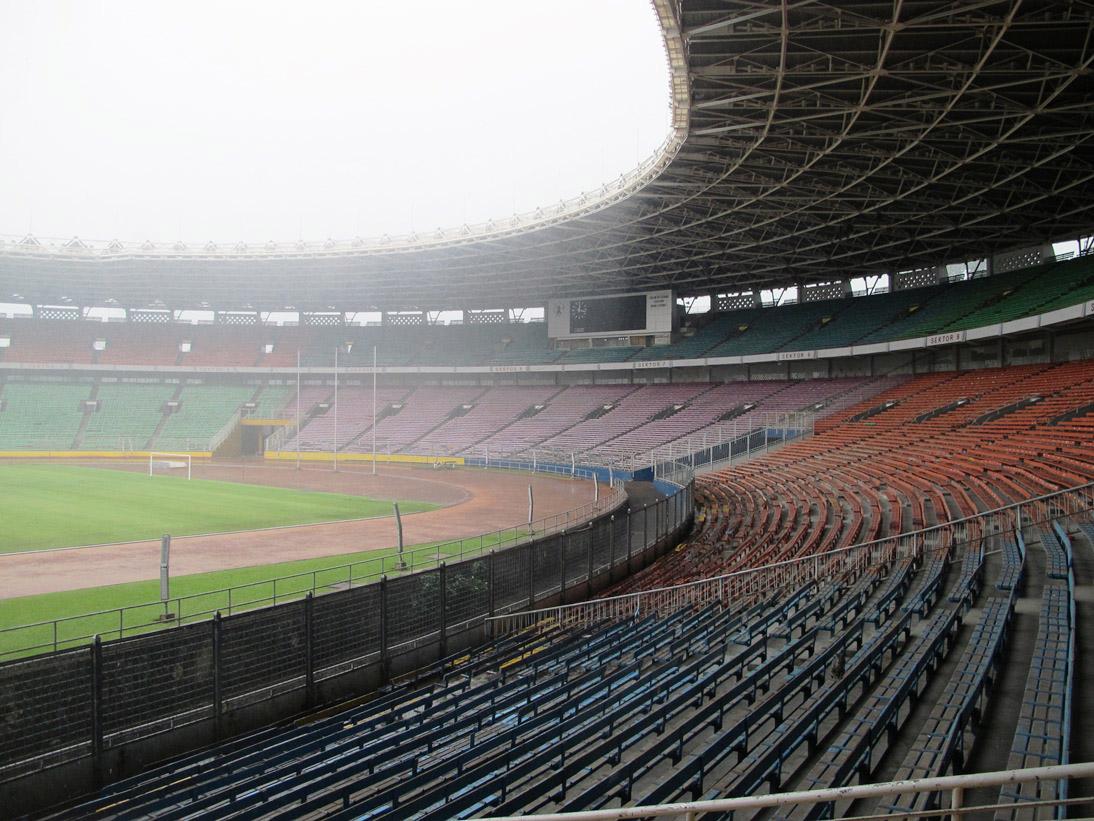curves of Stadium