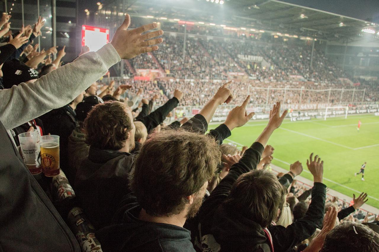 stadium fans photo