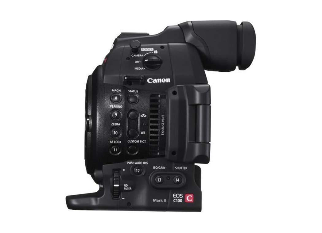 Canon EOS C100 Mark IIGo to Amazon