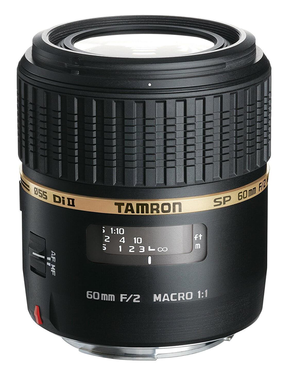 Tamron AF 60mm f/2.0 SP DI II LD IF 1:1