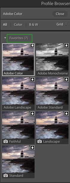 Lightroom Classic CC V7.3 Screenshot