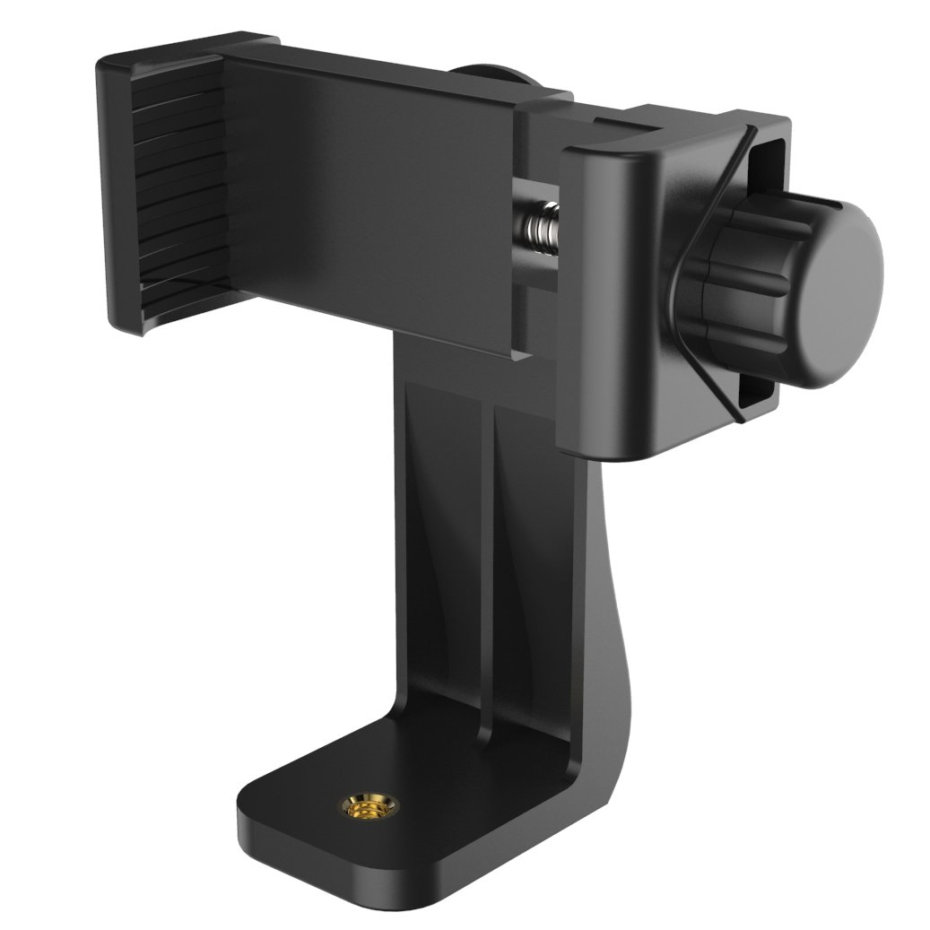 Puroma Universal Cell Phone Tripod Mount Adapter