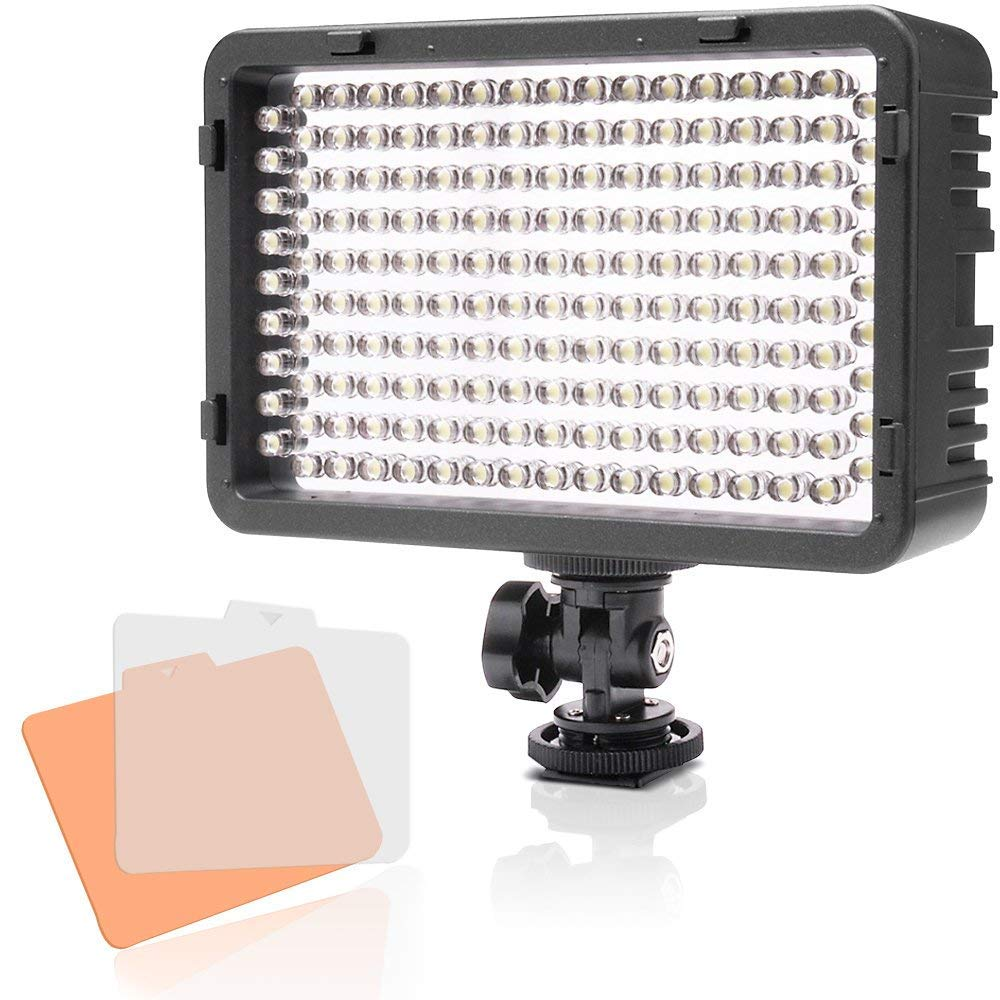 Selens 168 LED Dimmable