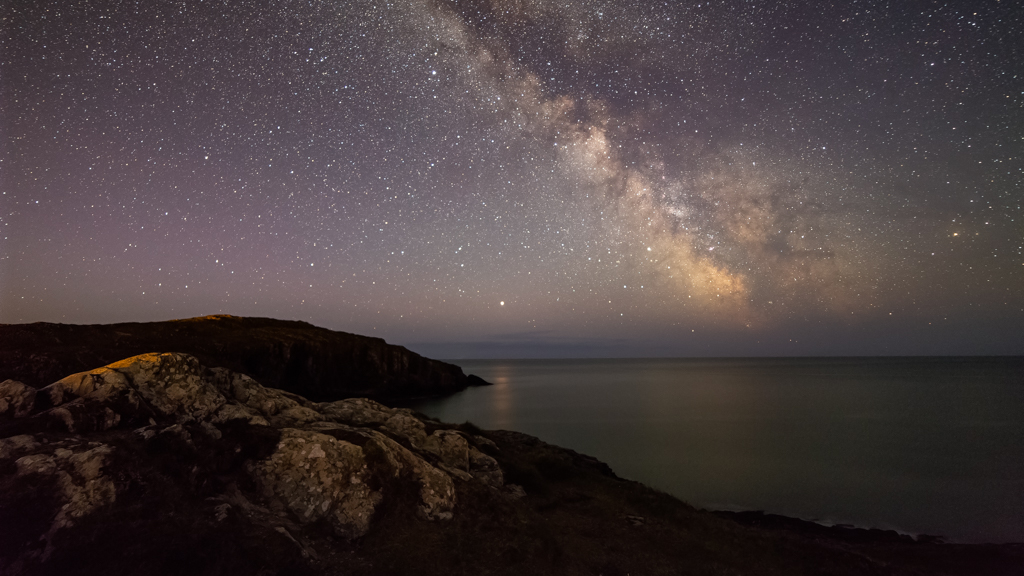 Milky Way Photography Image By Graham Daly Photography
