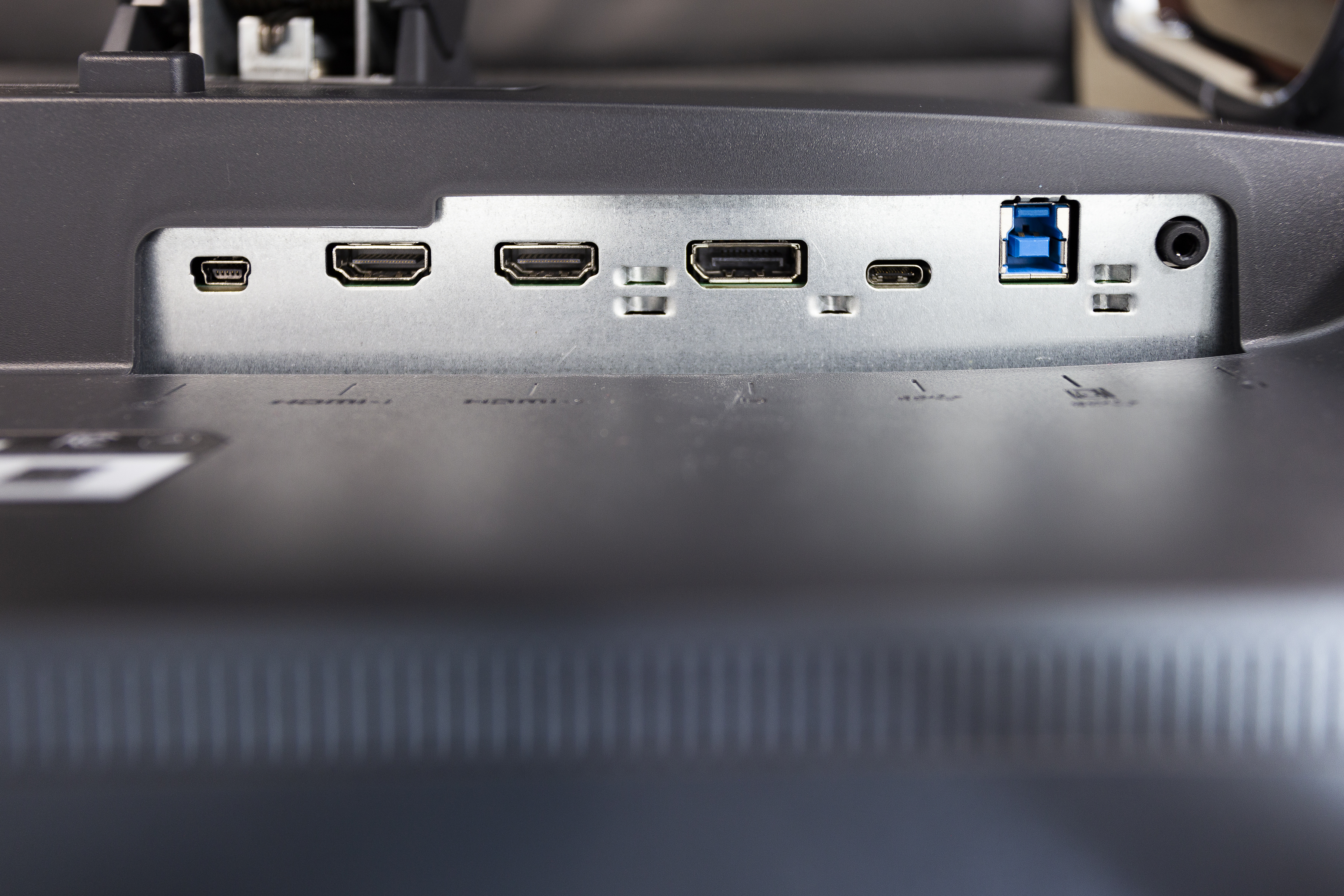 benq sw271 connections