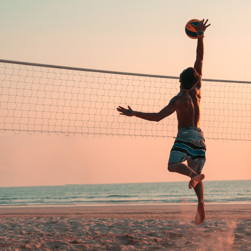 volleyball summer