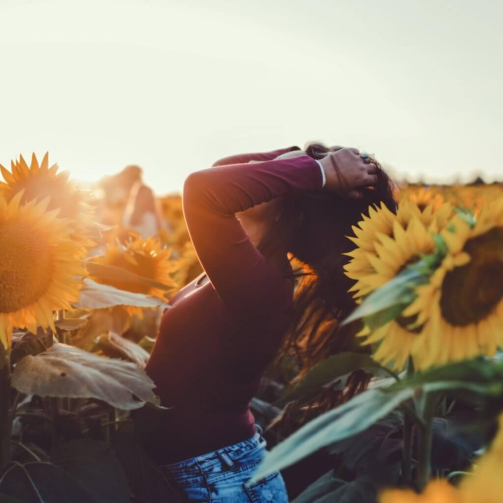 golden hour August
