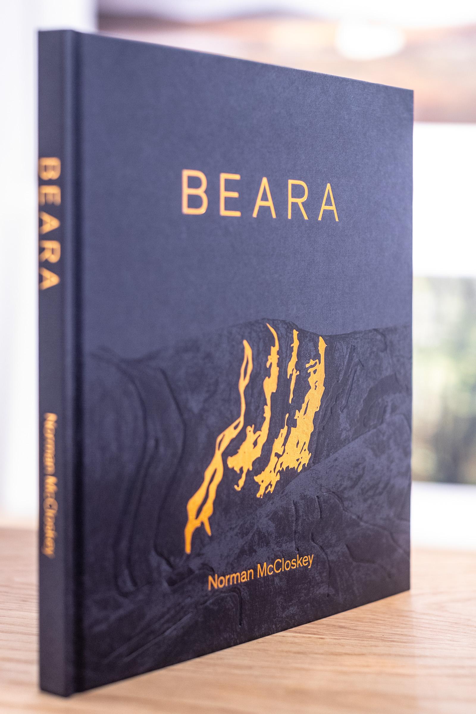 Beara Book By Norman McCloskey