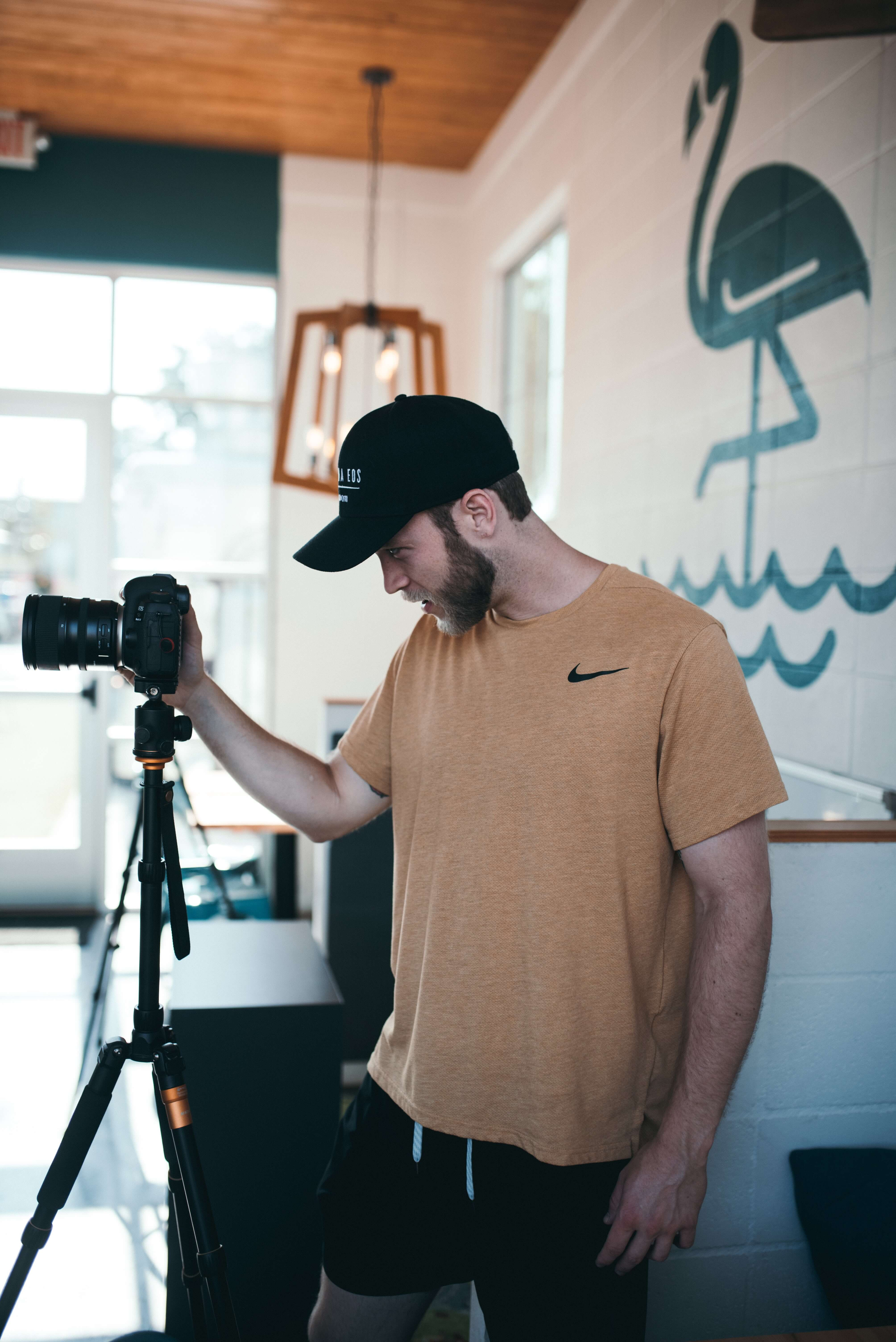 photojournalism career