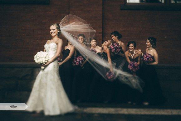 Forever Thine Wedding Lightroom Presets
