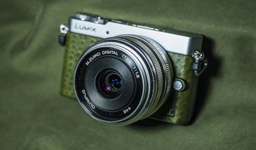 Panasonic Lumix DMC-GM5 Review & Test