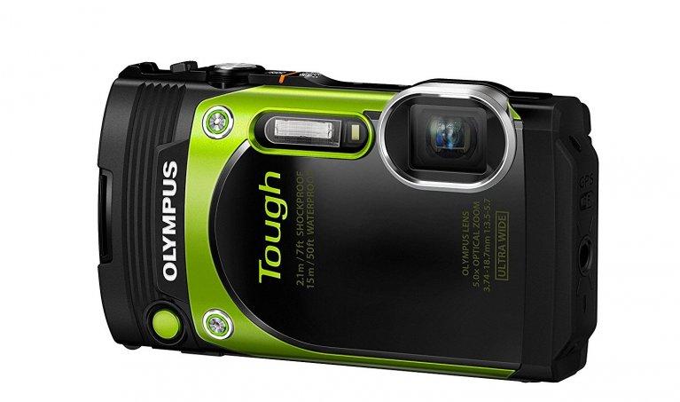 Olympus Stylus Tough TG-870 Camera Review