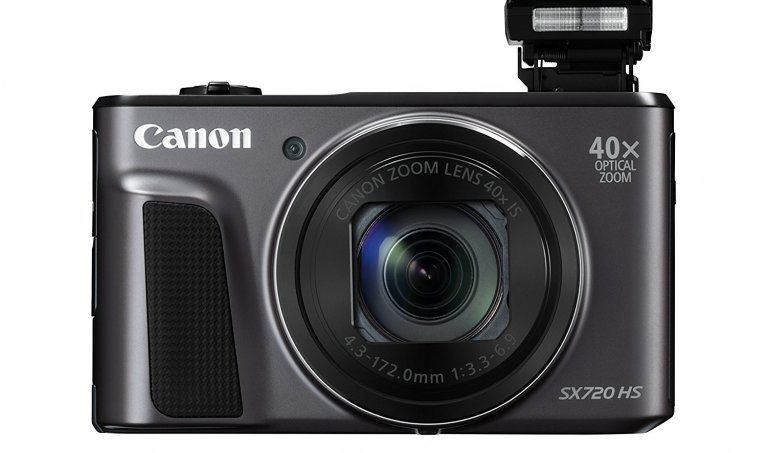Canon's Compact Ultrazoom, the Canon PowerShot SX720 HS