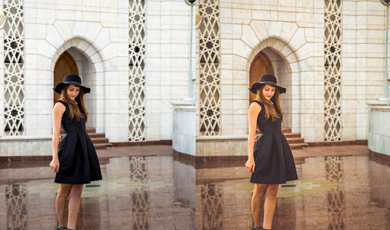 How To Edit With Amazing Warm Tones In Lightroom