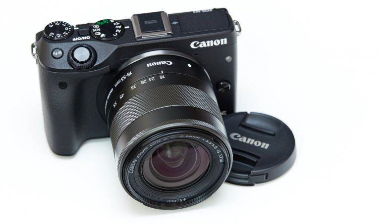 Meet the Canon EOS M3: An Entry-Level Mirrorless Camera