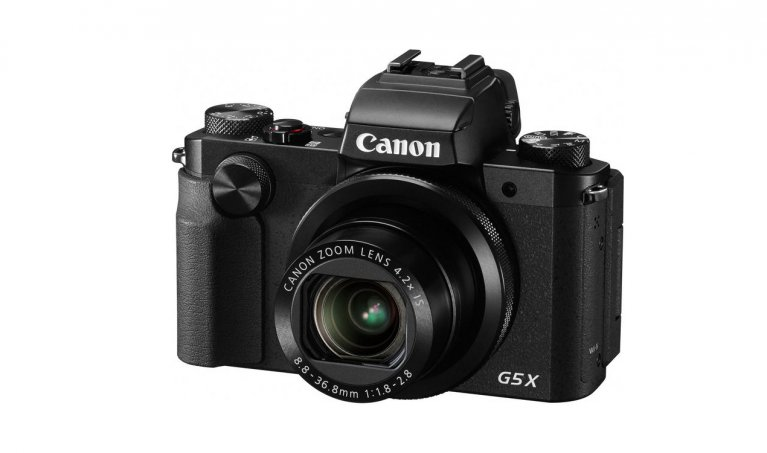 Canon PowerShot G5 X: A Powerful Compact Camera