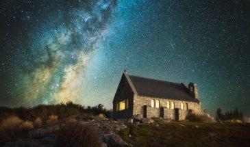 Five Ways To Enhance Your Night Sky Photos