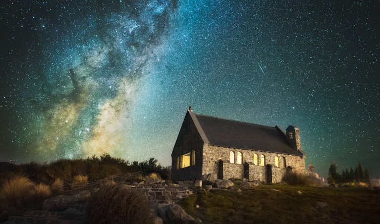 Five Ways To Enhance Your Night Sky Photos