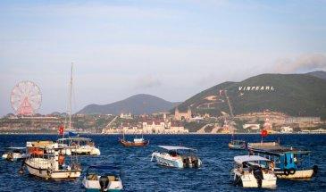Exploring Southern Vietnam's Coast by Motorbike: Nha Trang