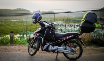 Exploring Southern Vietnam's Coast by Motorbike: The Beginning
