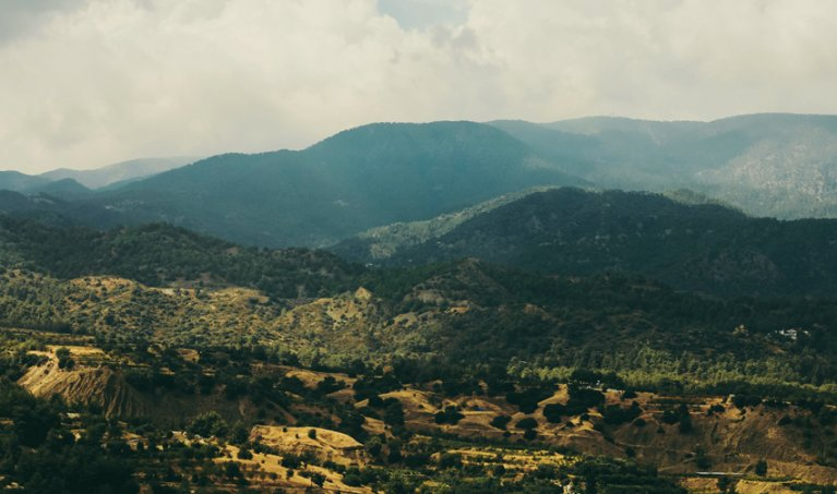 Life in the mountains of Cyprus