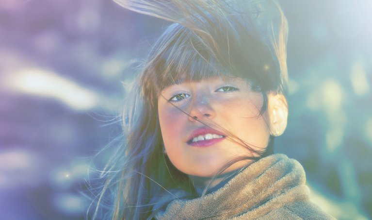 How to Create an Interesting Light Effect for Portraits in Photoshop: Part 3