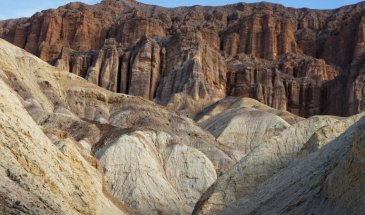 Desert in the Winter: Photographing Death Valley's Backcountry