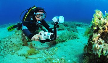 Best Waterproof Camera for Adventurous Photographers Underwater